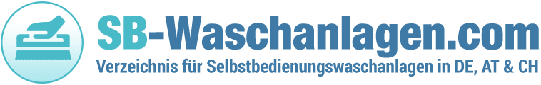 Verzeichnis für SB-Waschanlagen in Deutschland