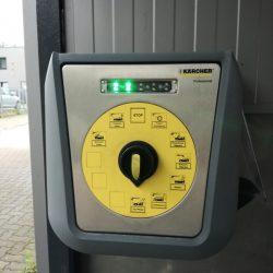 Automat für die Auswahl der Programme