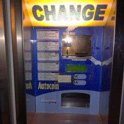 Münzwechselautomat